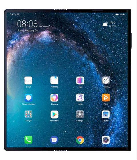 Huawei Mate Xs Malaysia