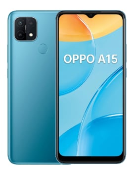 Oppo A15 Price in Malaysia